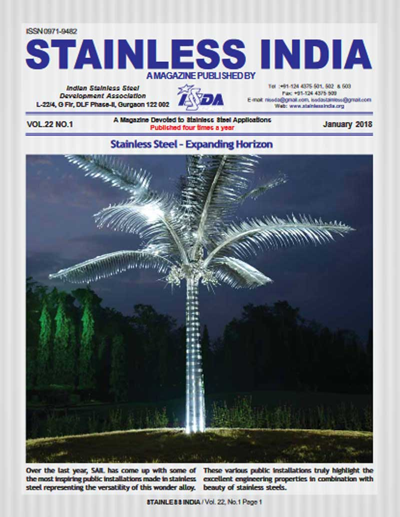 Indian Stainless Steel Development Association